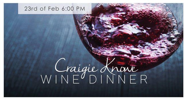 Wine Dinner Design 2018 4